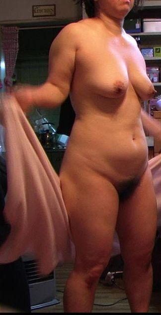 【入浴画像】お風呂上りでさっぱりしたおばさん達のエロい熟れた身体19